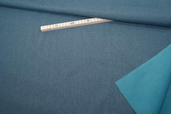 Softshell jeansblau melange
