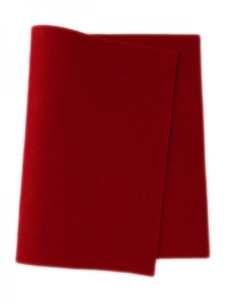 Wollfilz burgundy • 100 % reine Wolle