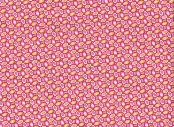 Heather Bailey • FRESHCUT Jelly Bean • pink • Baumwollstoff