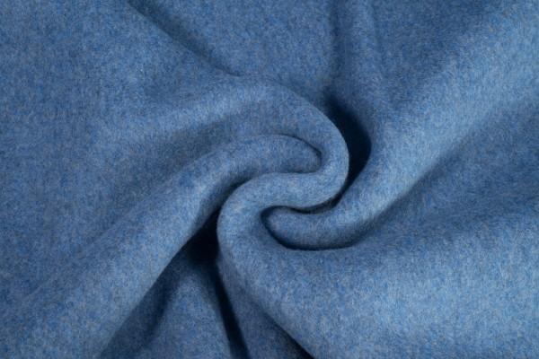 Baumwollfleece melange jeans