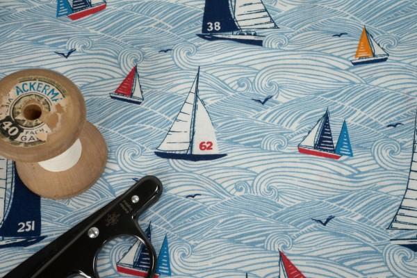 makower Sail away Seascape multi 2208 1