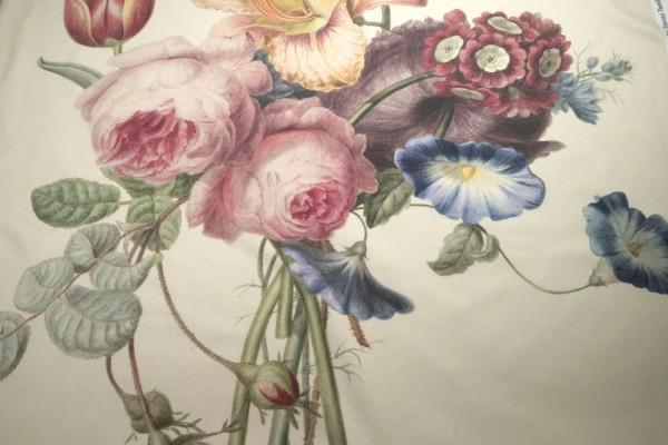 Jersey Stenzo Panel Digital Druck Blumenstrauß 1 Stück