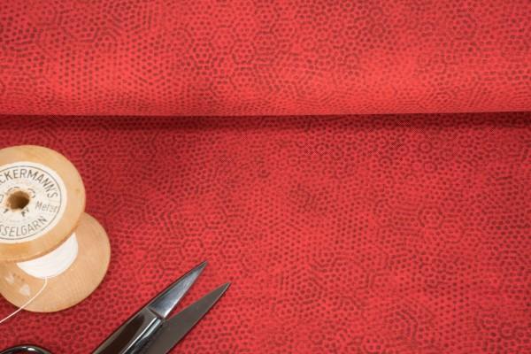 makower Dimples 40 colours carmine 2 1867R2