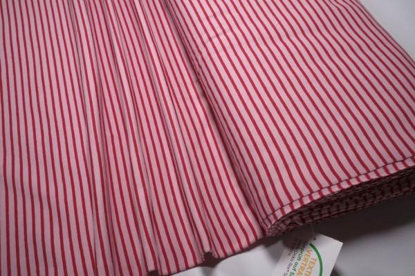 Jersey Little Darling rot rosa gestreift