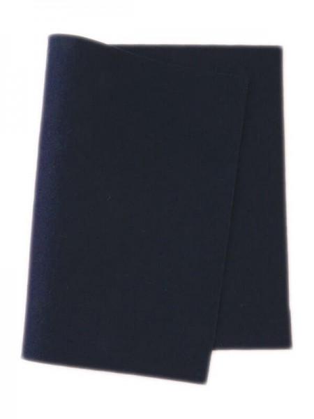 Wollfilz nachtblau • 100 % reine Wolle