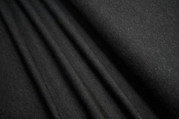 Softshell schwarz melange