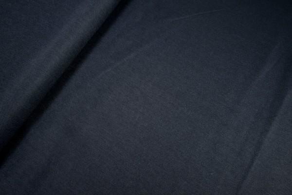 Stretchjeans Stoff denim dunkel blau