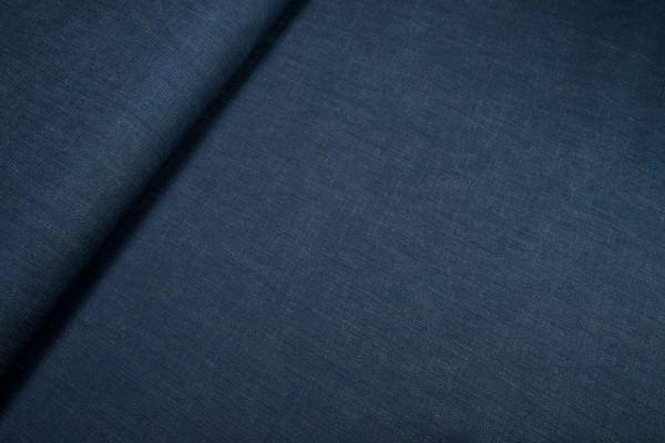 Stretchjeans Stoff dunkel blau