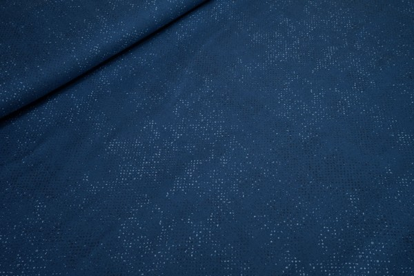 Moda Spotted Nautical Blue 166074 by Brigitte Heitland for zen chic