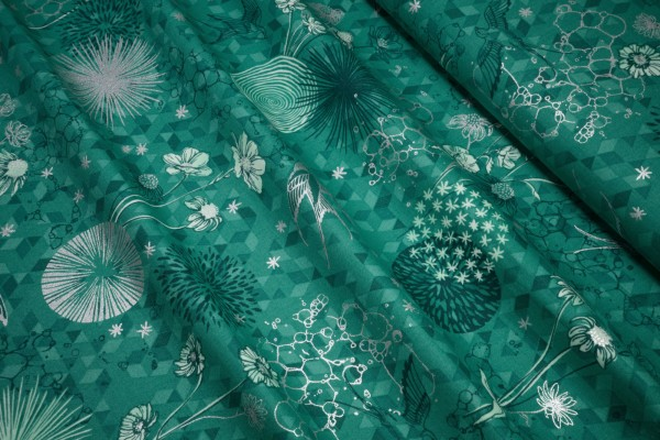 RJR Fabrics Shiny Objects Sweet Somethings Bonbon Mint Flaurie Finch