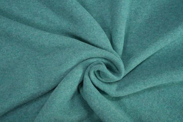 Strickstoff Bene • angeraut • uni • mint • made in Italy