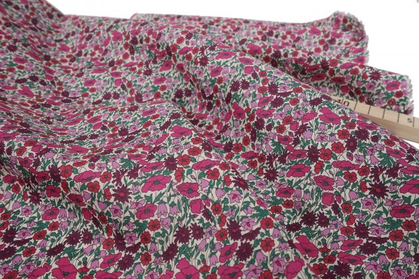 Liberty Fabrics • Petal and Bud • Tana Lawn™ Cotton