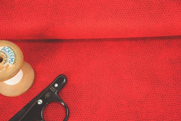 makower Dimples Crimson 2 1867R1
