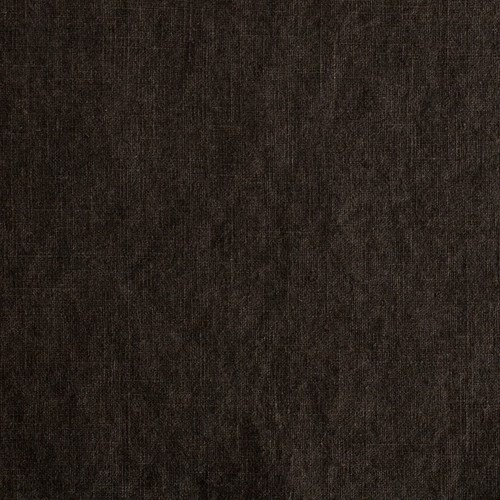 Reines Leinen • uni • dunkelbraun • vorgewaschen