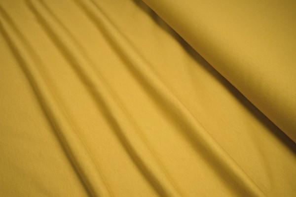 Baumwoll Bio Jersey Golden Ochre by Bloome Copenhagen