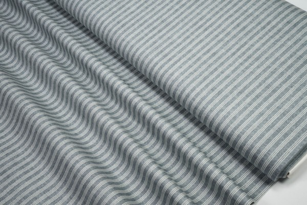 makower Home Grown Triple Stripe Grey 1780 S