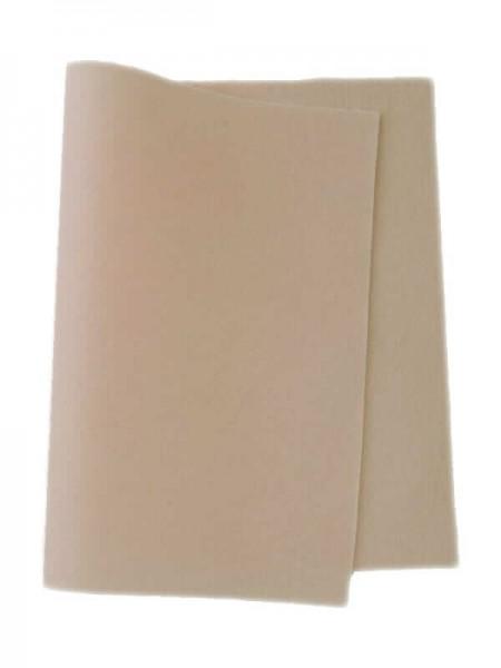 Wollfilz hautfarbe • 100 % reine Wolle