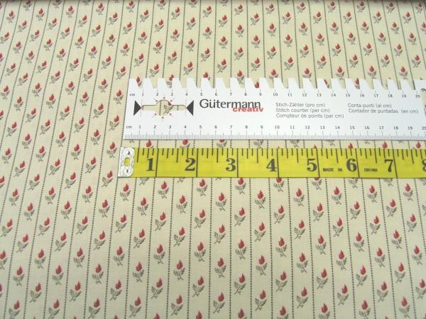 Moda Fabrics Petite Prints French General 13753-16 Baumwollstoff