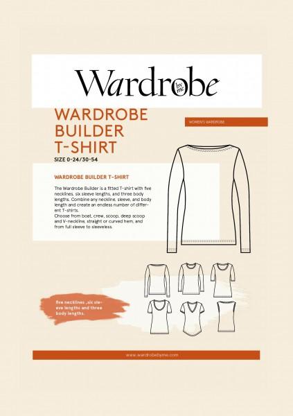 Wardrobe Builder T-Shirt,Papierschnitt,Wardrobe by me,Deckblatt