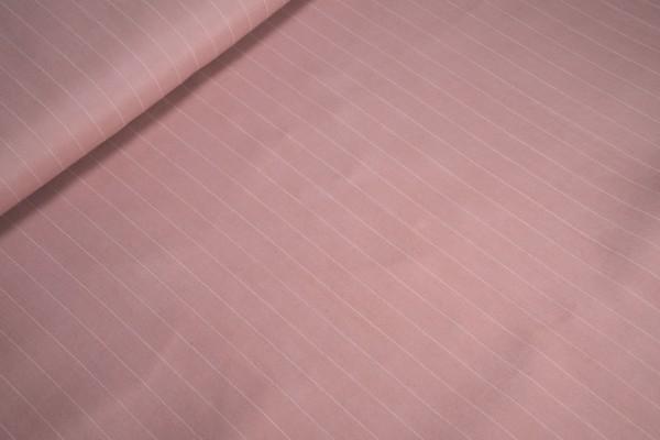 meetMILK Twill Pin Stripe Rouge