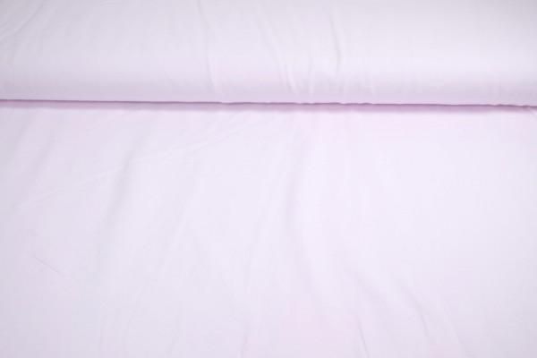 Baumwoll Jersey uni rosa