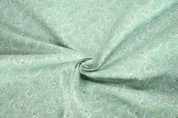 Andover Super Bloom Oaks baby blue Edyta Sitar of Laundry Basket Quilts