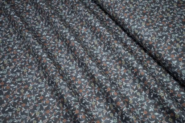 makower Dream Floral Scroll grey 2007 S