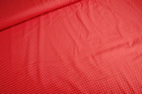 Jersey Stenzo mini Punkte weiß auf rot
