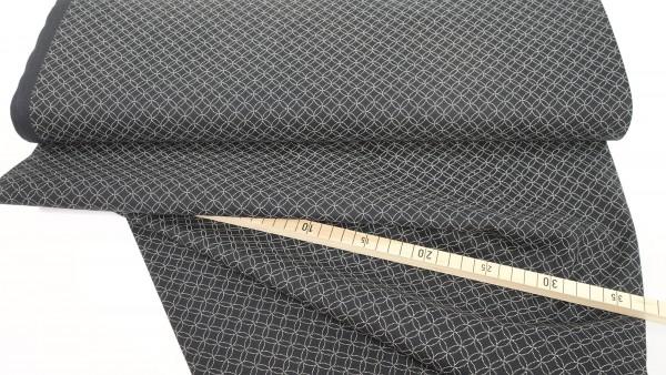 Baumwollstoff • Cosmo Textile • Japanischer Blaudruck • Shippo • Indigo