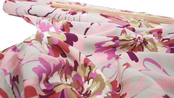 Viskosestoff • Lilac Flowers