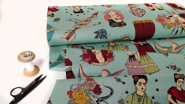 Alexander Henry Nicoles Print Todo Para Ti DE8307B by De Leon Design Group