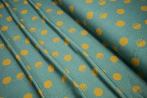 Jersey Delicious dots kleine Punkte by Fashion Fabrics Baumwoll Jersey