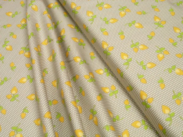 Moda Fabrics Sundrops Taupe 29012 24 Floral Rosebuds Grey Baumwoll Stoff