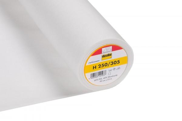 Vlieseline H 250/305 • Bügeleinlage • weiss
