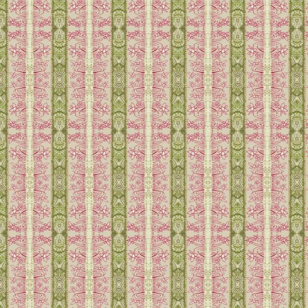 Blend Fabrics • The Sweet Life • Field of Joy Pink Baumwollstoff