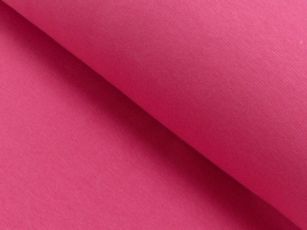 Bündchen uni pink